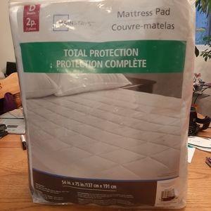 Bedding mattress cover
